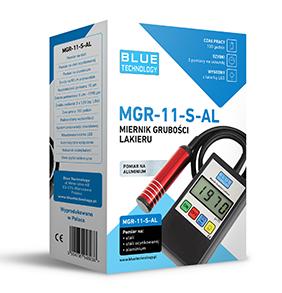 Miernik lakieru MGR-11-S-AL