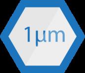 Measurement resolution 0.001 mm