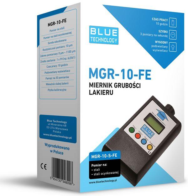 Miernik grubości lakieru MGR-10-FE