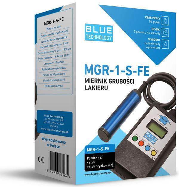 Tester grubości lakieru MGR-1-S-FE