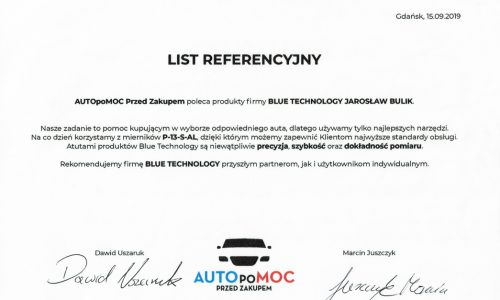 AutoPoMoc Przed Zakupem - professional car inspection before purchase