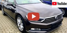 Mierniki grubości lakieru auta z Niemiec You Tube