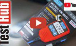 Miernik lakieru P-13-S-AL TestHub You Tube